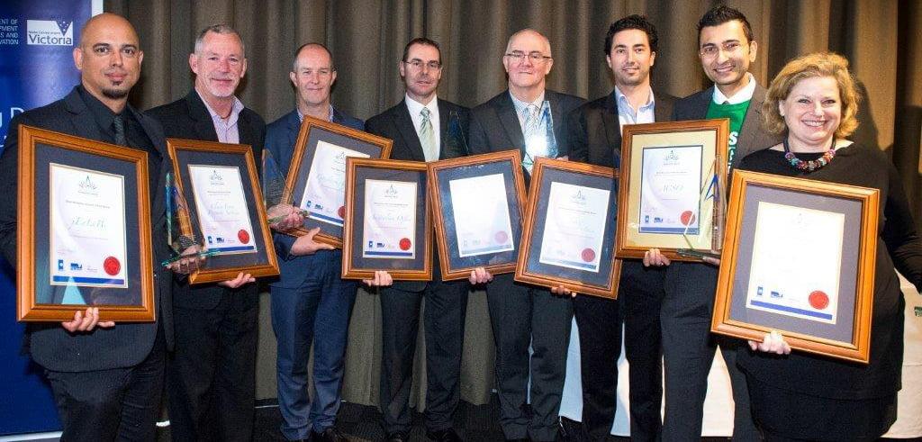 2014 Northern Business Achievement Award
