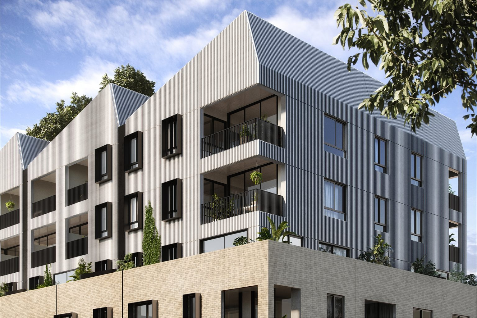 Breese St - Sustainable Urban Living
