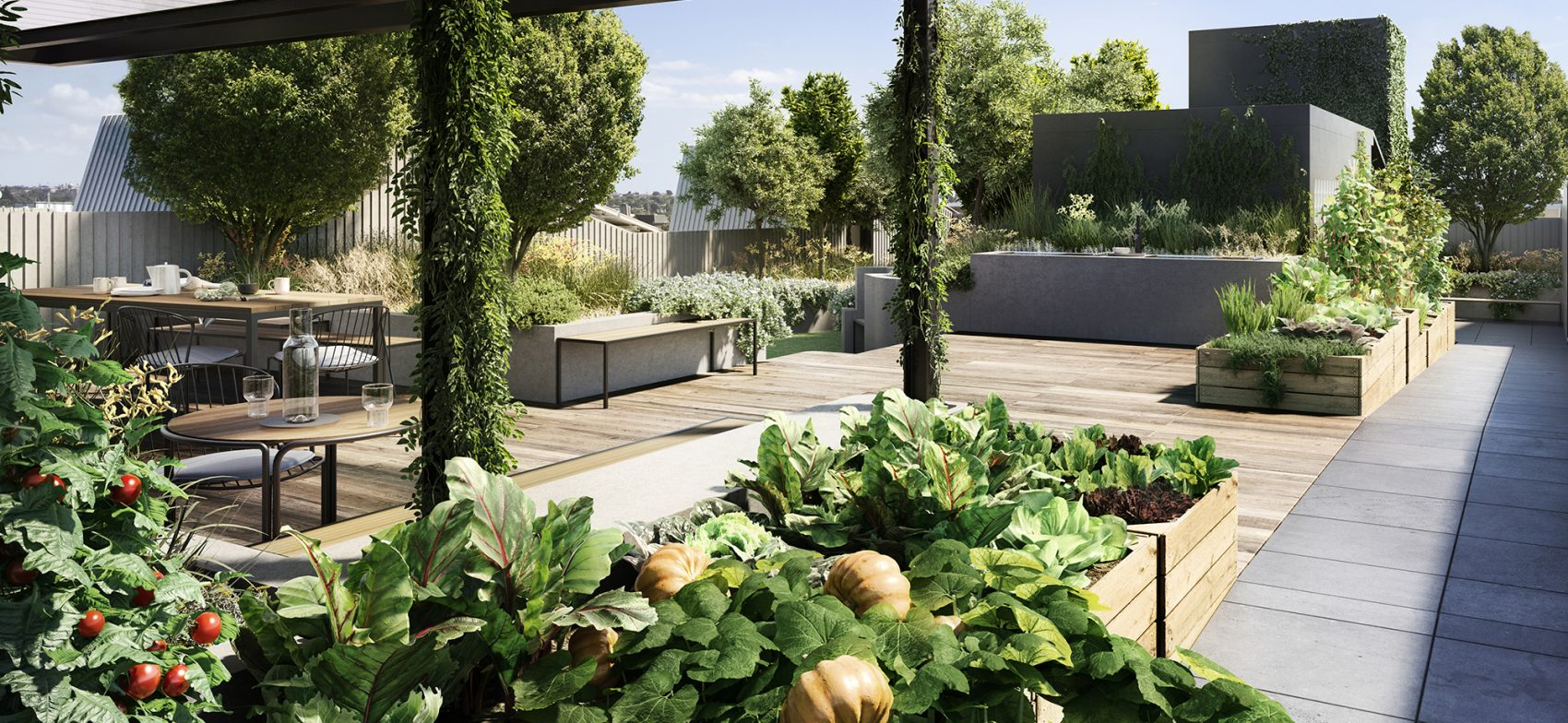 Breese St – Sustainable Urban Living