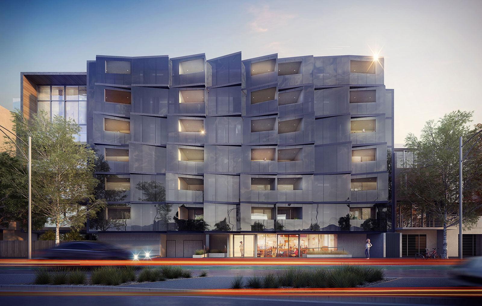 Estelle Apartments