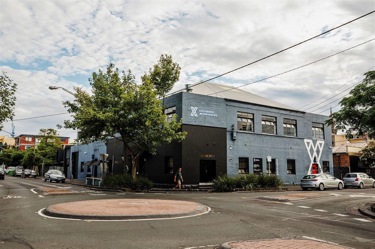 Exchange Workspaces Richmond Building